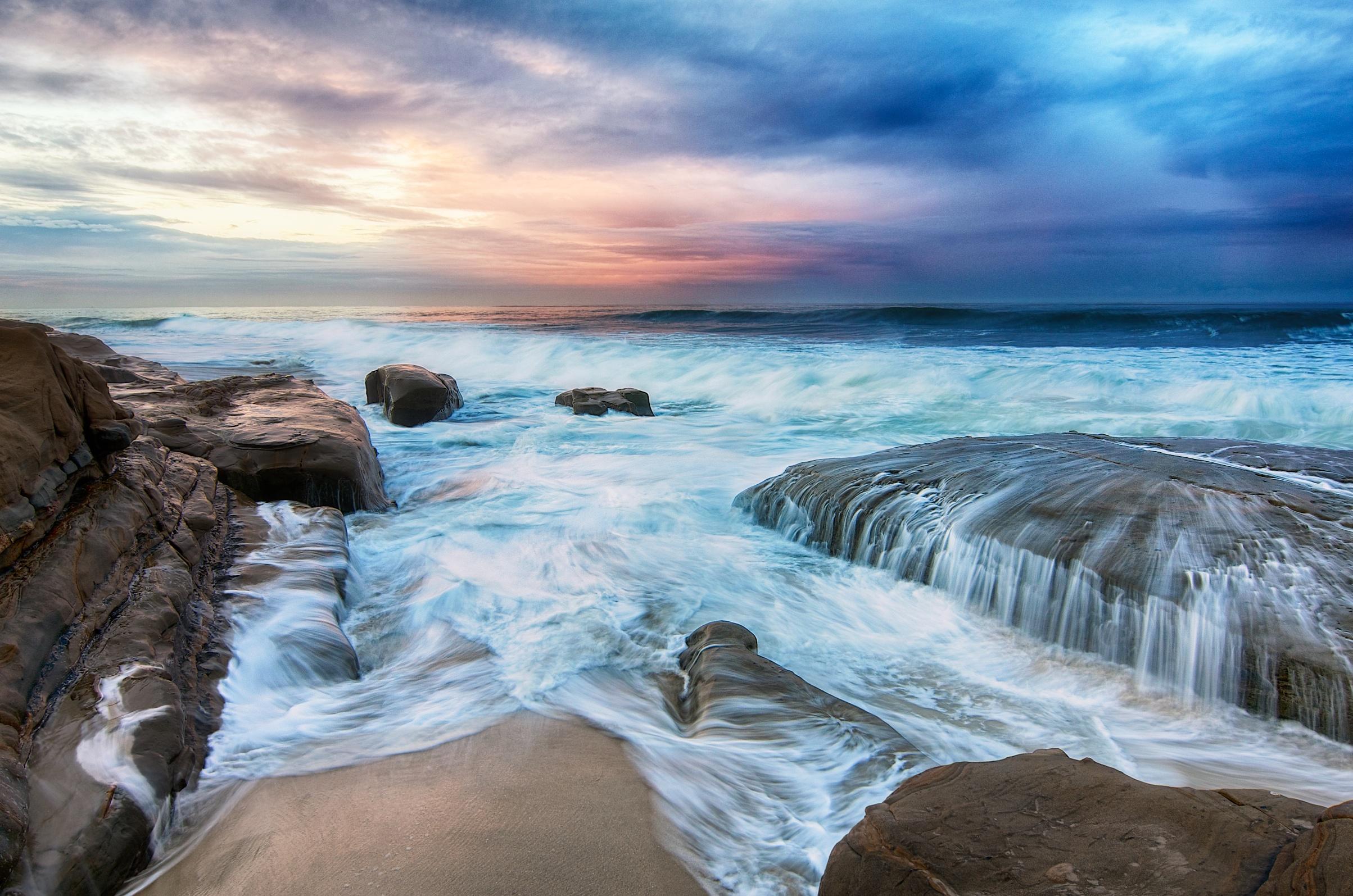 The Morning Tide, La Jolla
