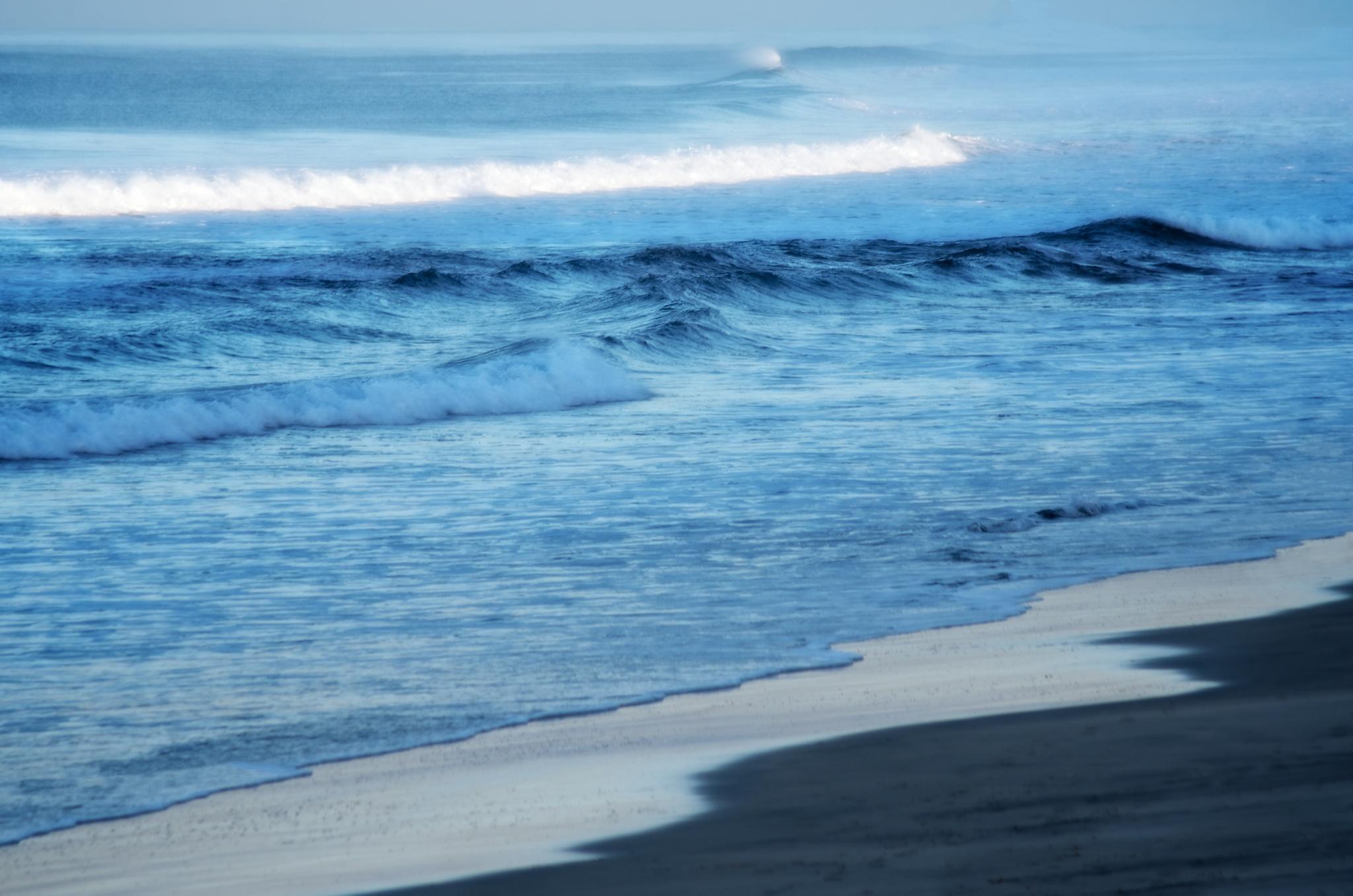 Ebb And Flow, Torrey Pines Beach