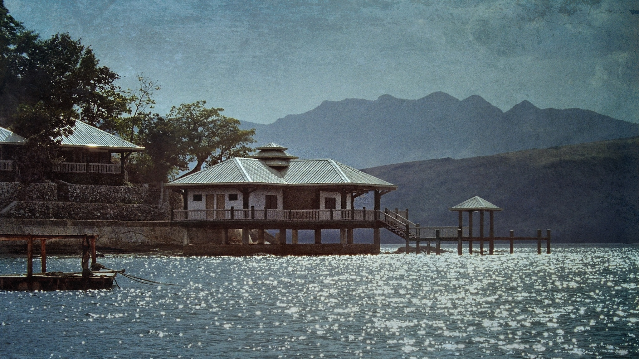 Somewhere on Subic Bay, The Philippines