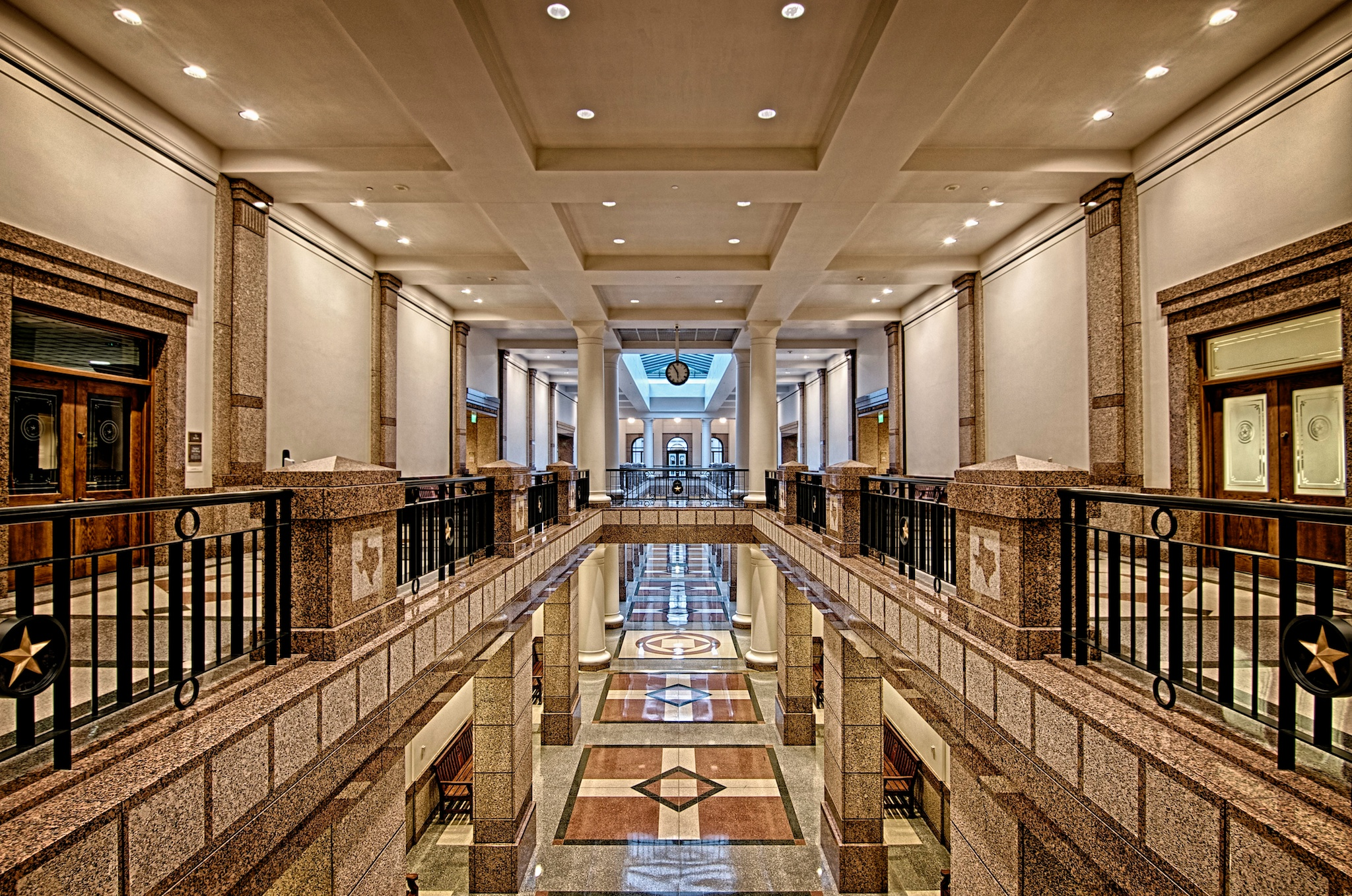 Texas State Capital Building Extension, Austin, Texas