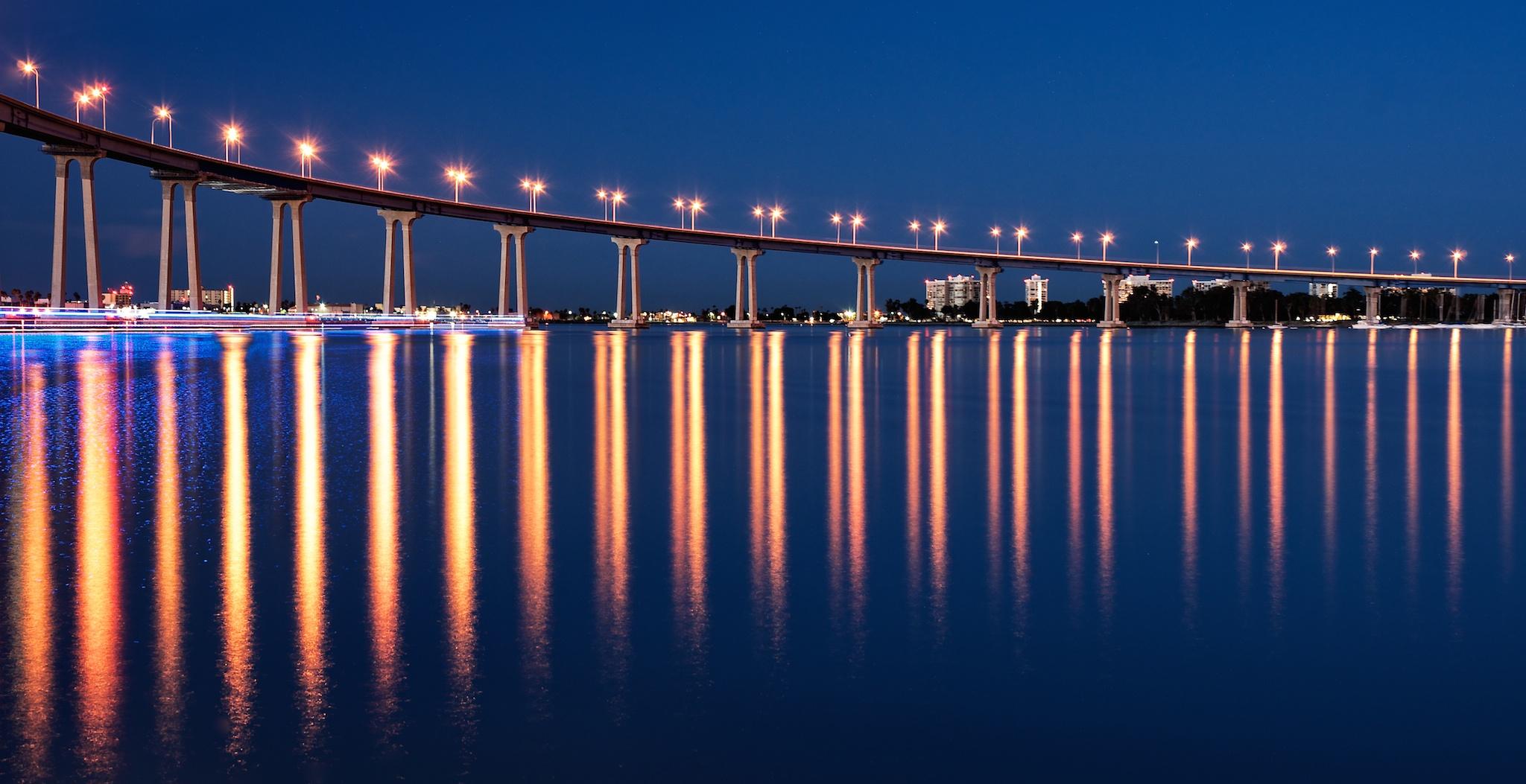 Coronado Bridge  |  San Diego Gallery