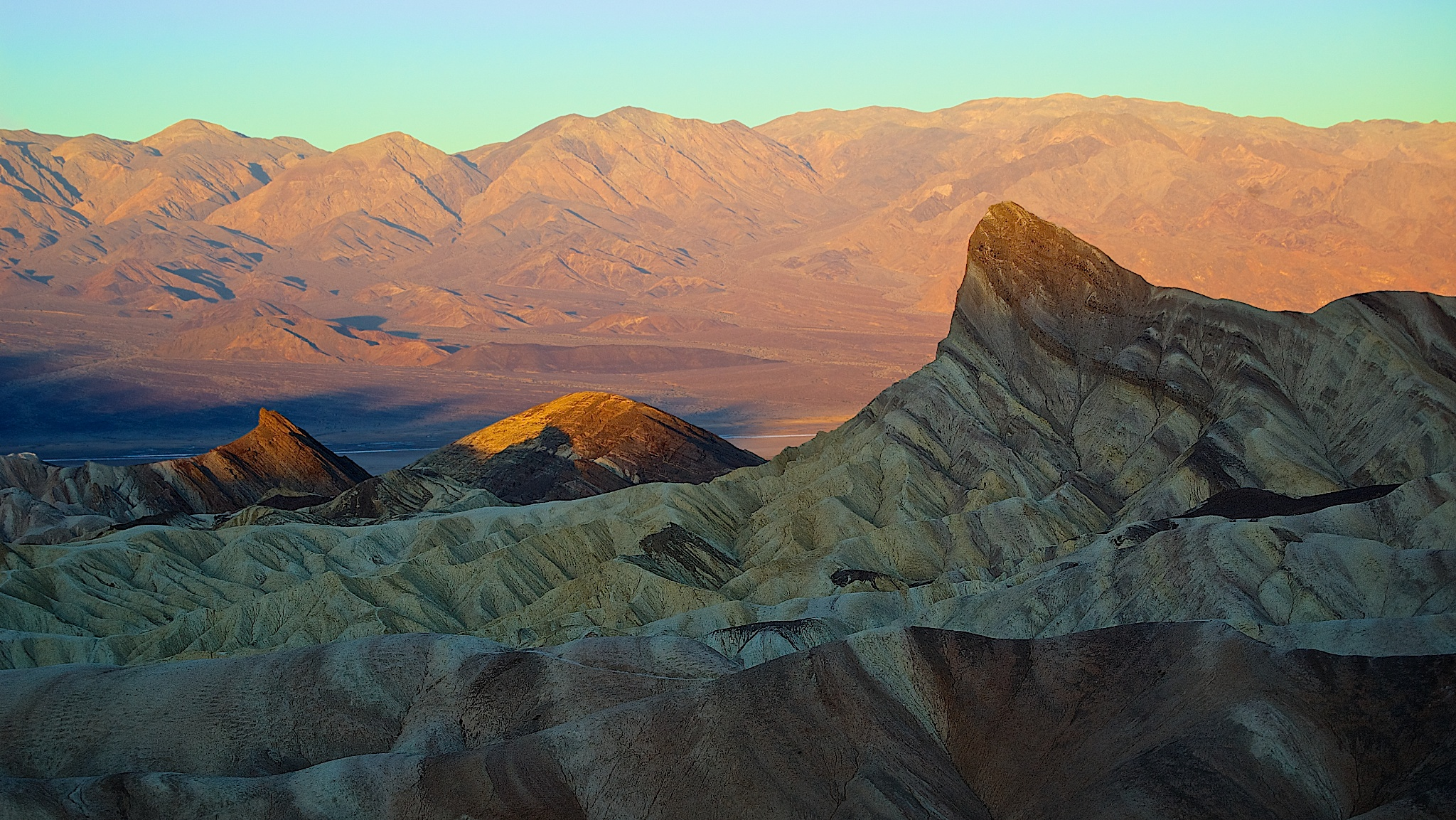 Manly Beacon |  Death Valley Gallery