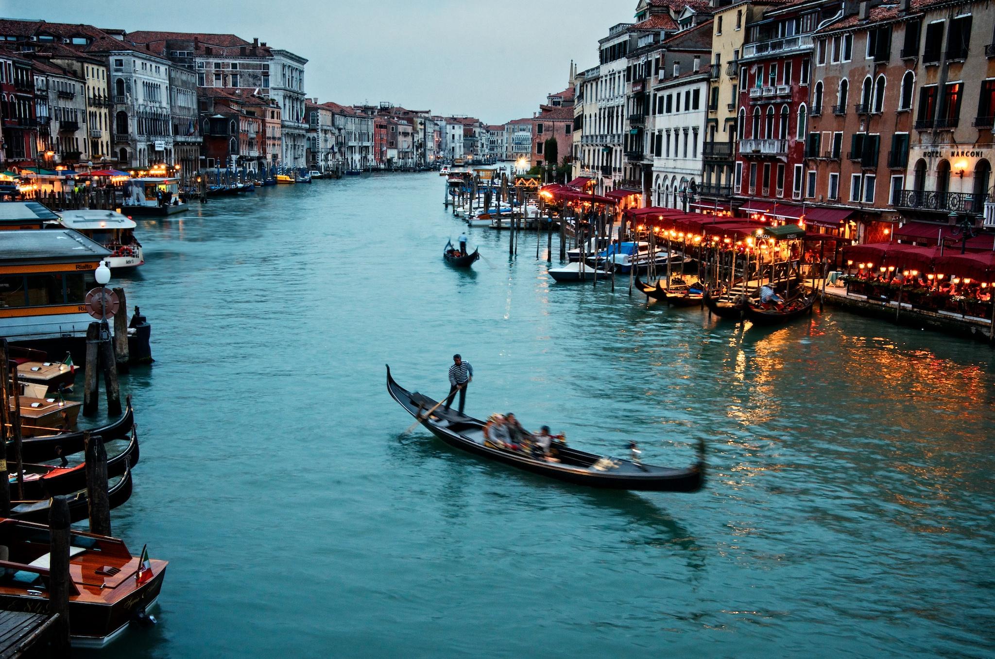 Last Night In Venice  Purchase a print