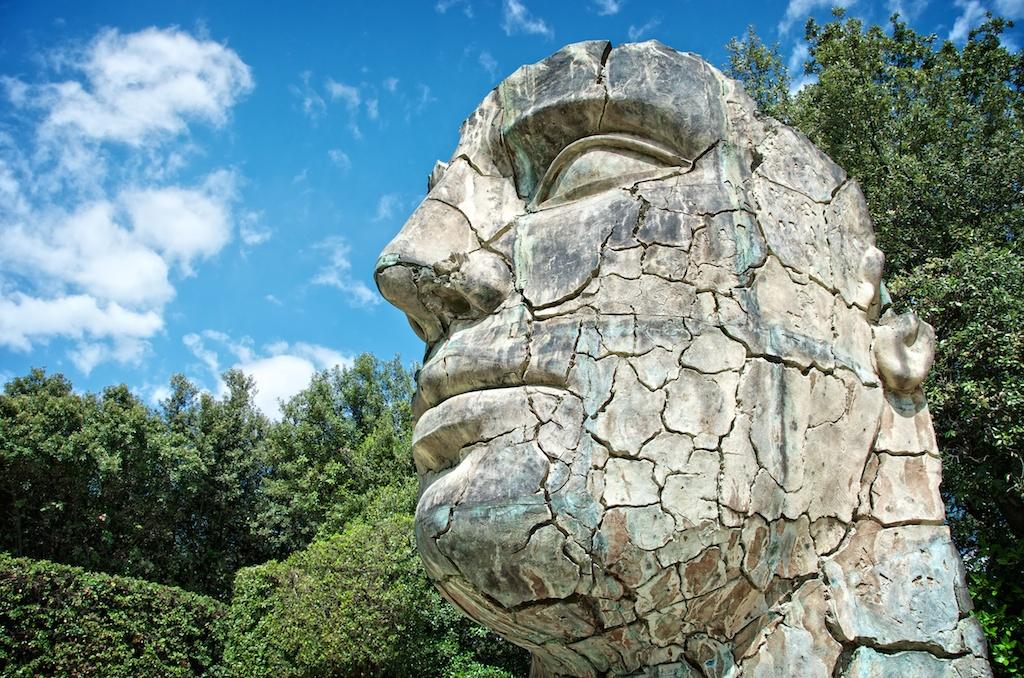 The Big Giant Head