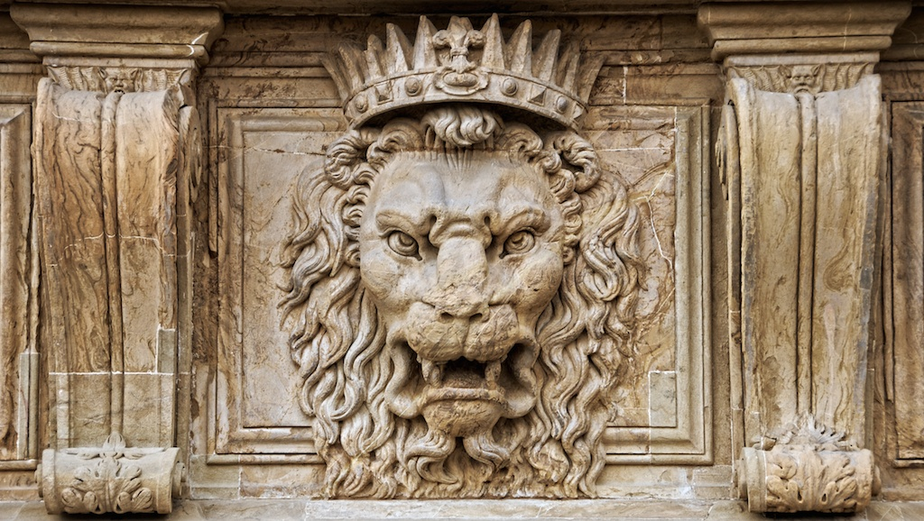 Lion Frieze