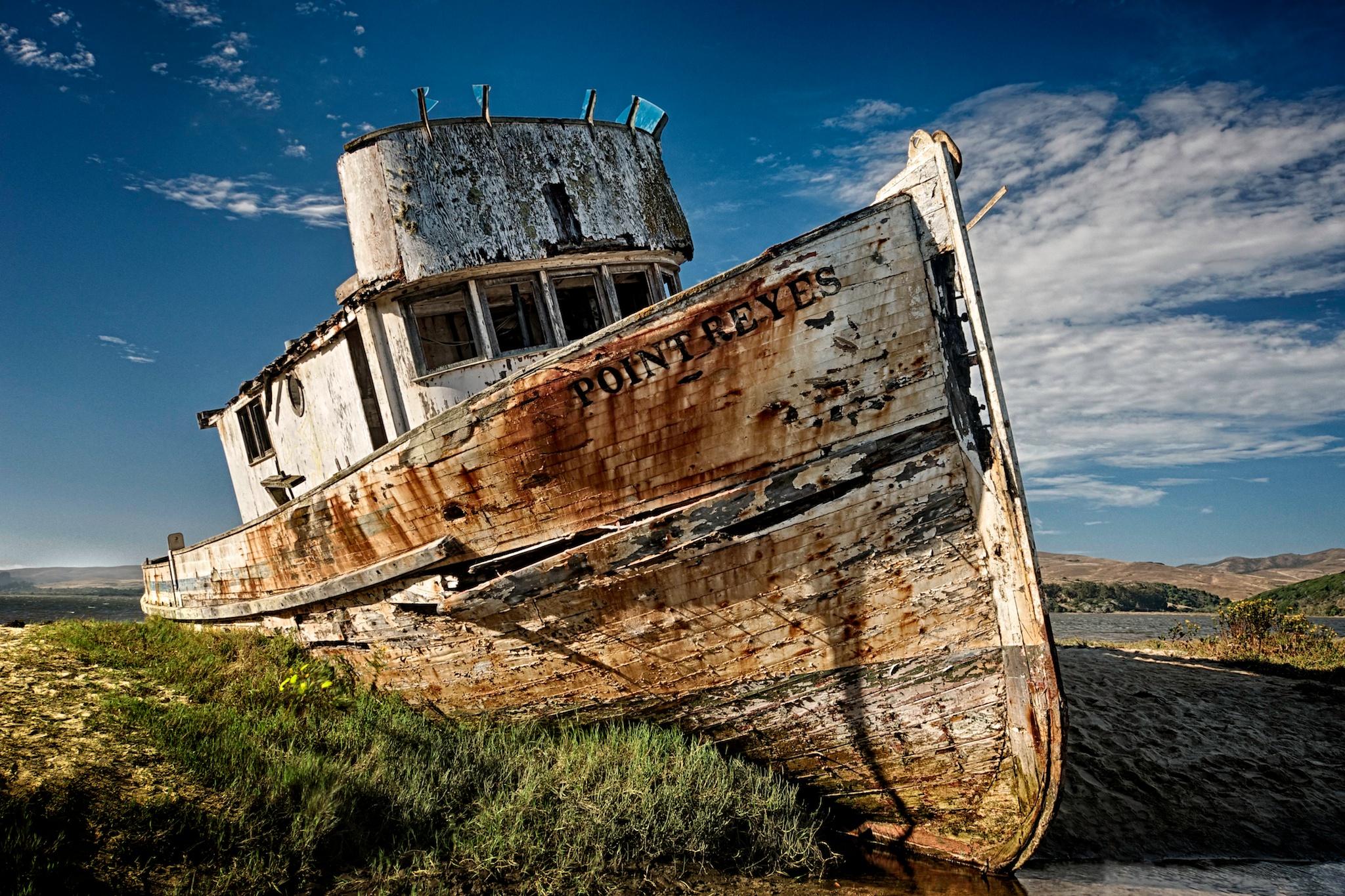 Point Reyes Shipwerck