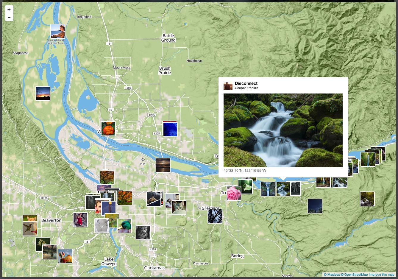 500px Maps