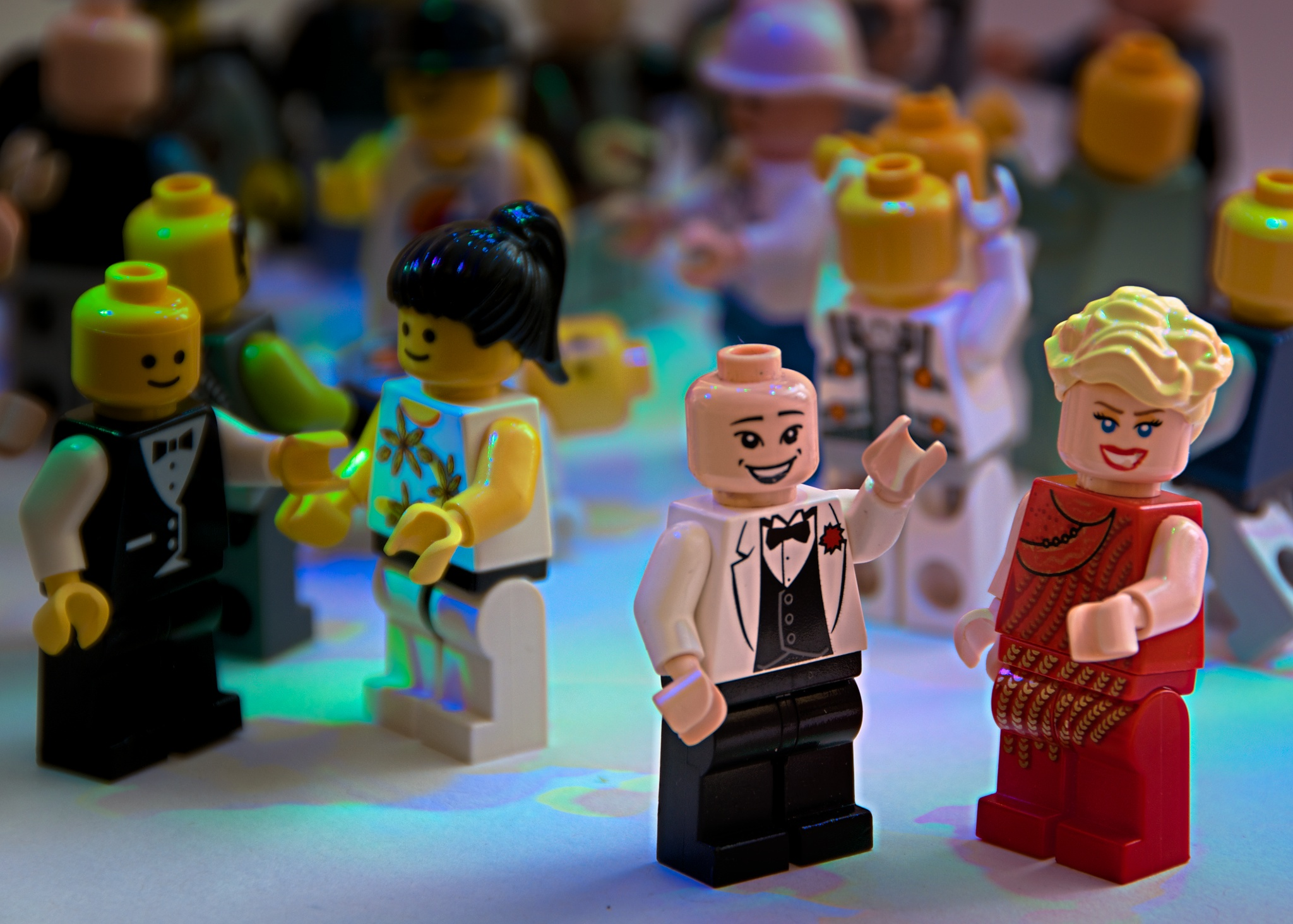 The Lego Rave