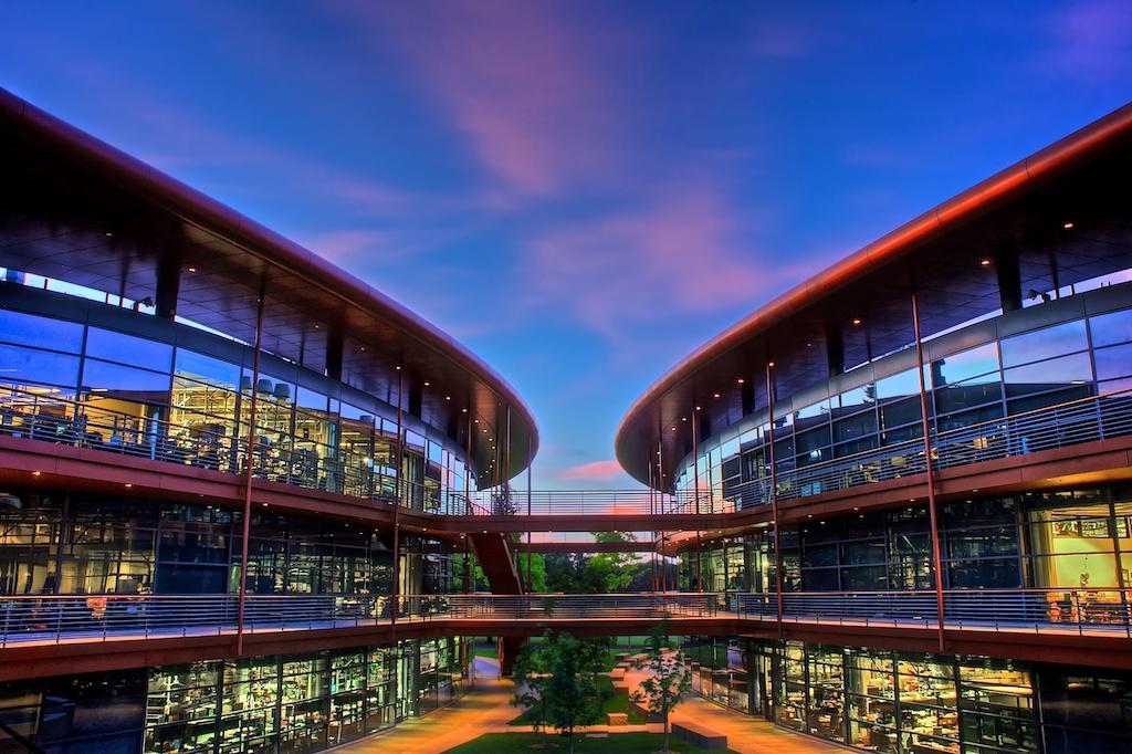 The Clark Center, Stanford University