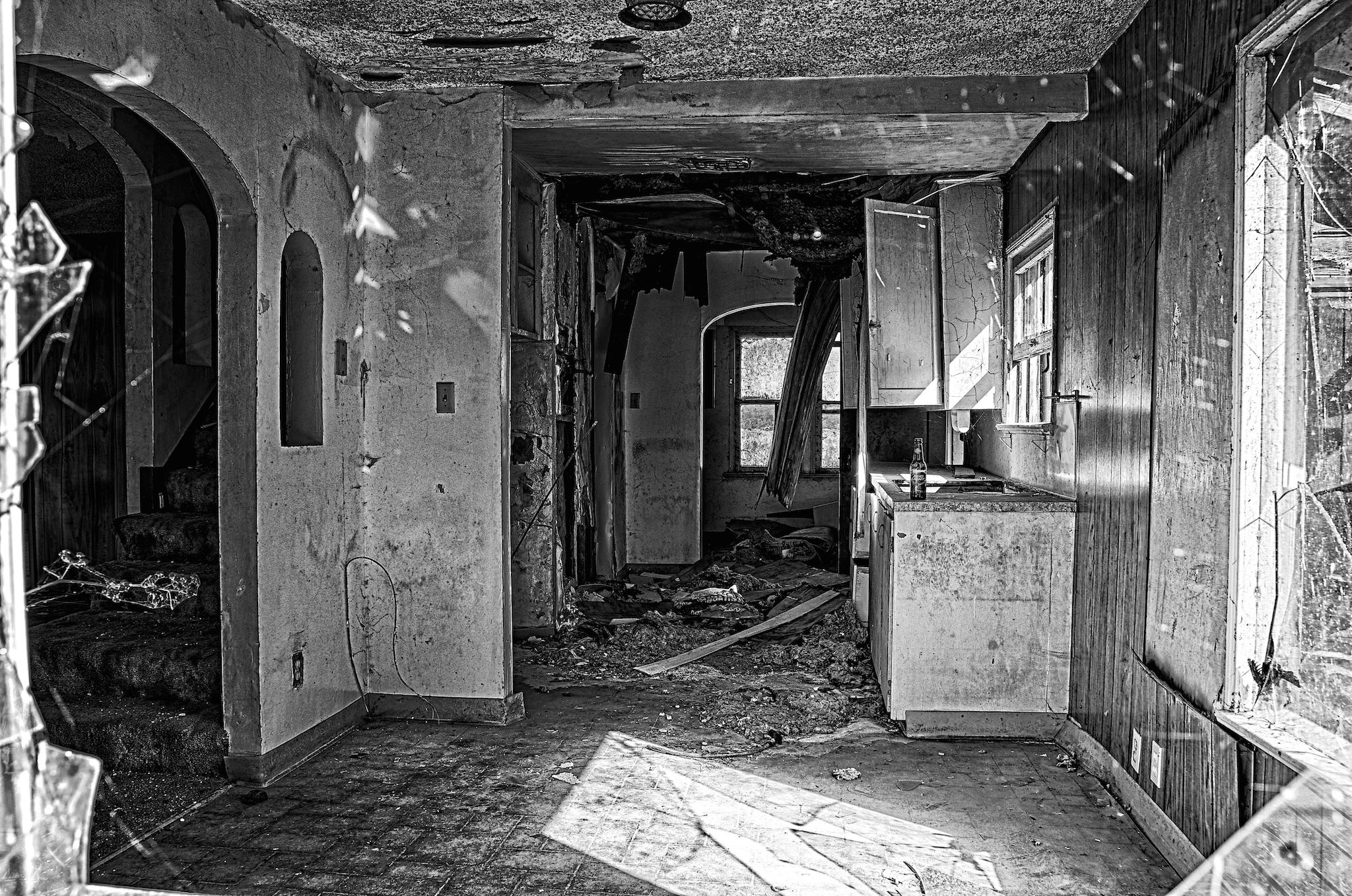 Svensen, Abandoned