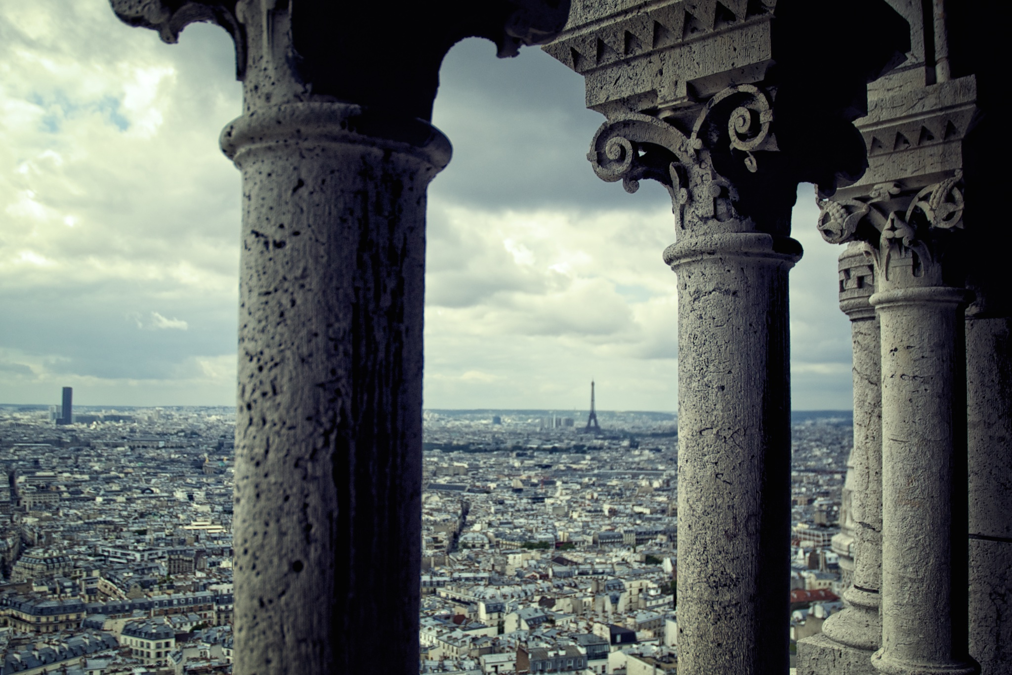 A Different View Of Paris