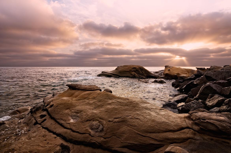 Bird Rock, La Jolla, San Diego