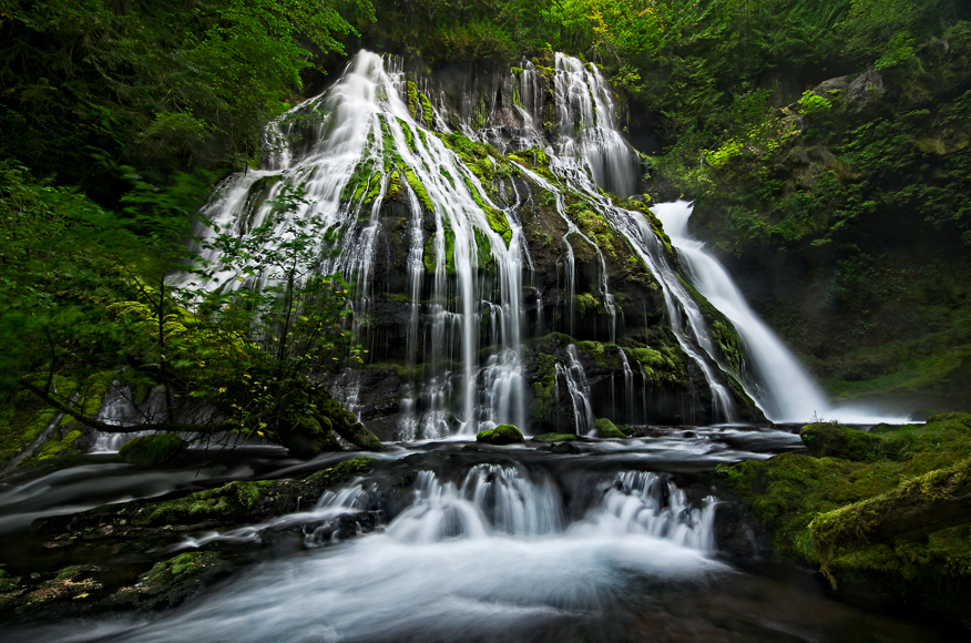 The Cascades of Panther Creek