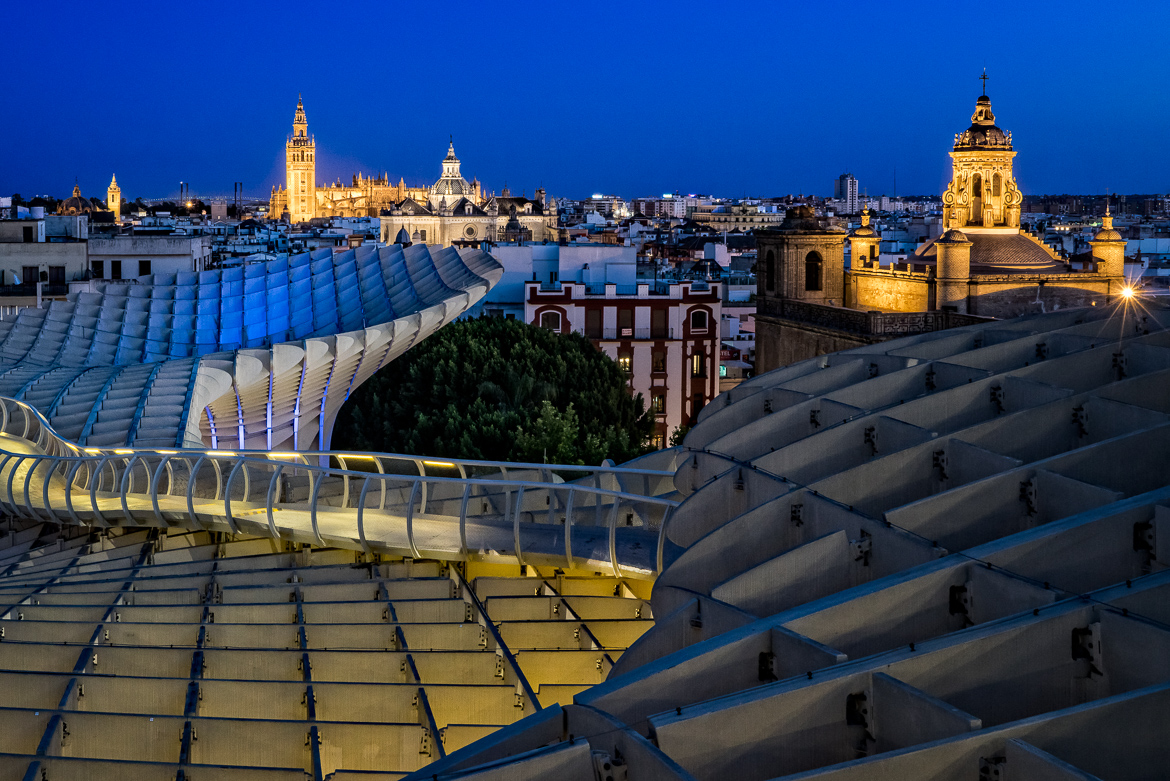 Modern Meets Classic In Seville