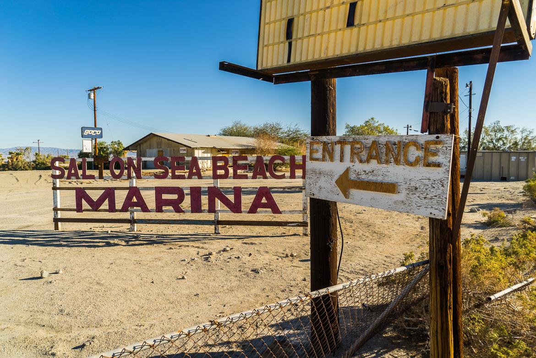 Salton Beach Marina