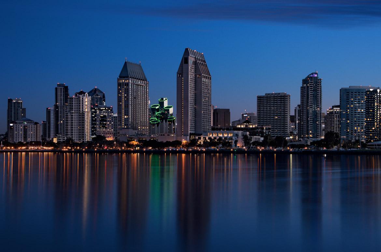 San Diego Skyscrapers