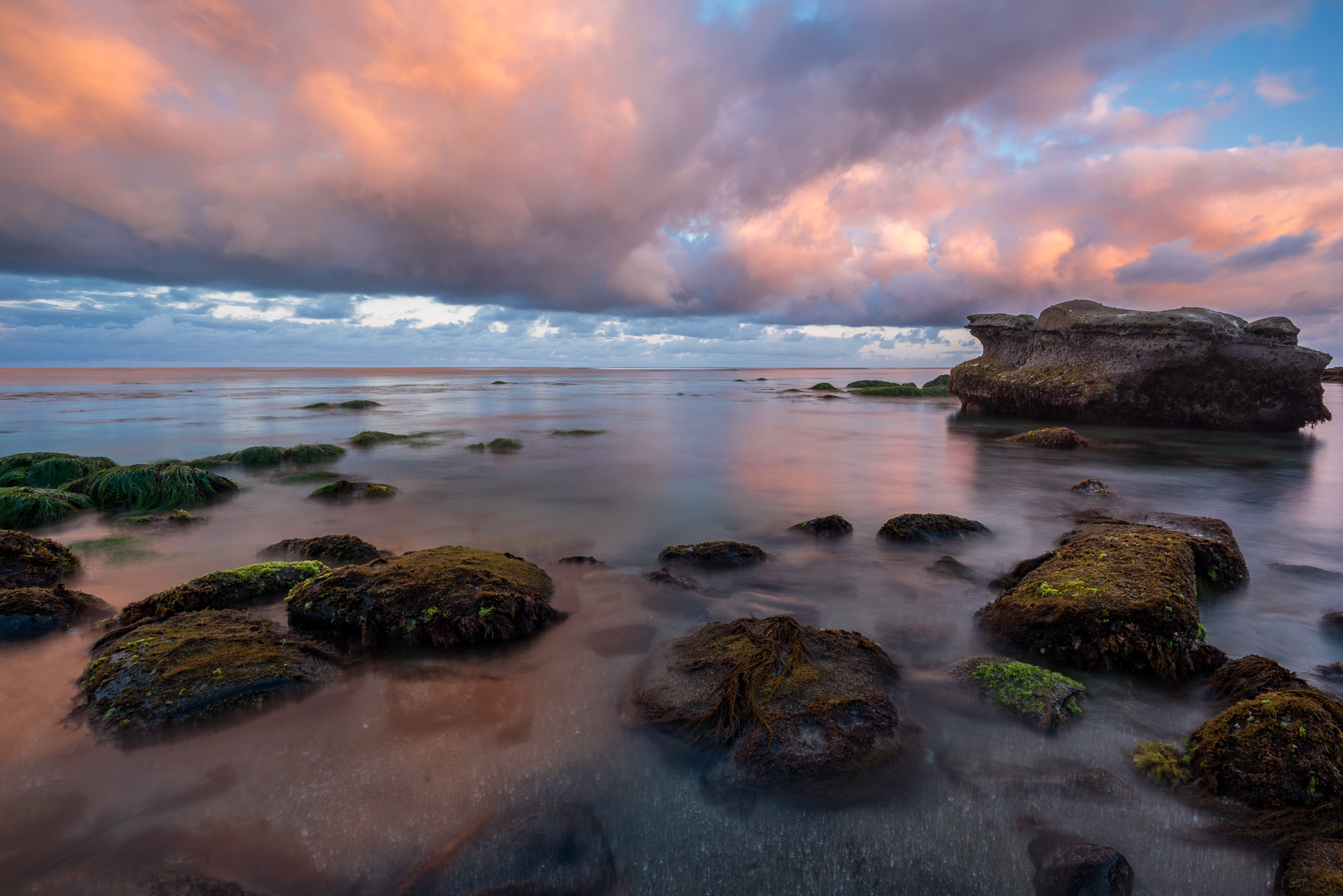 Sunrise At Sunset Cliffs