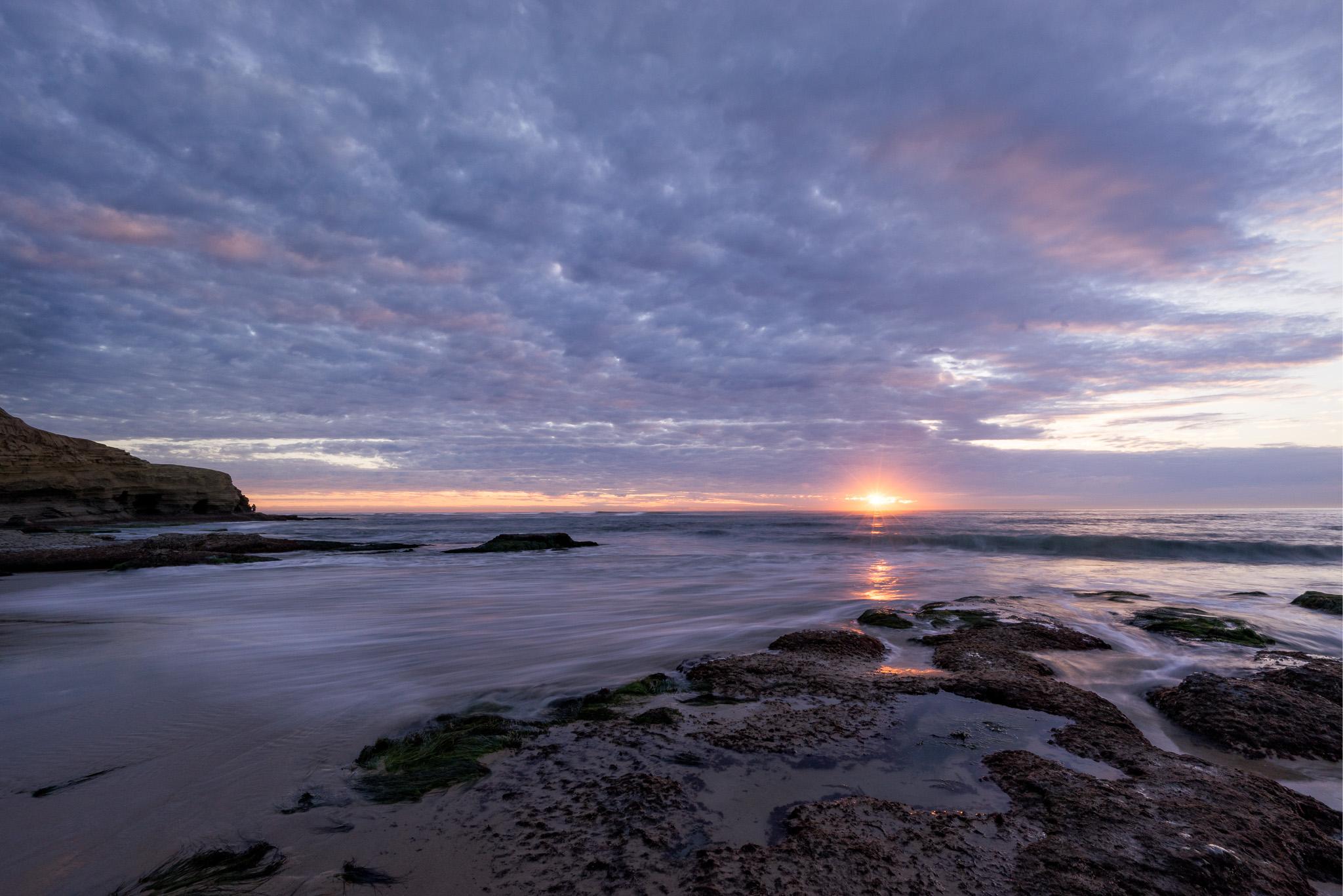Sunset Cliffs Dusk
