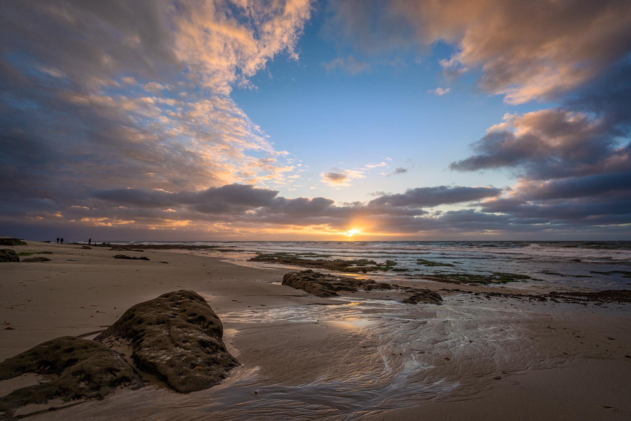 Sunset, Windansea