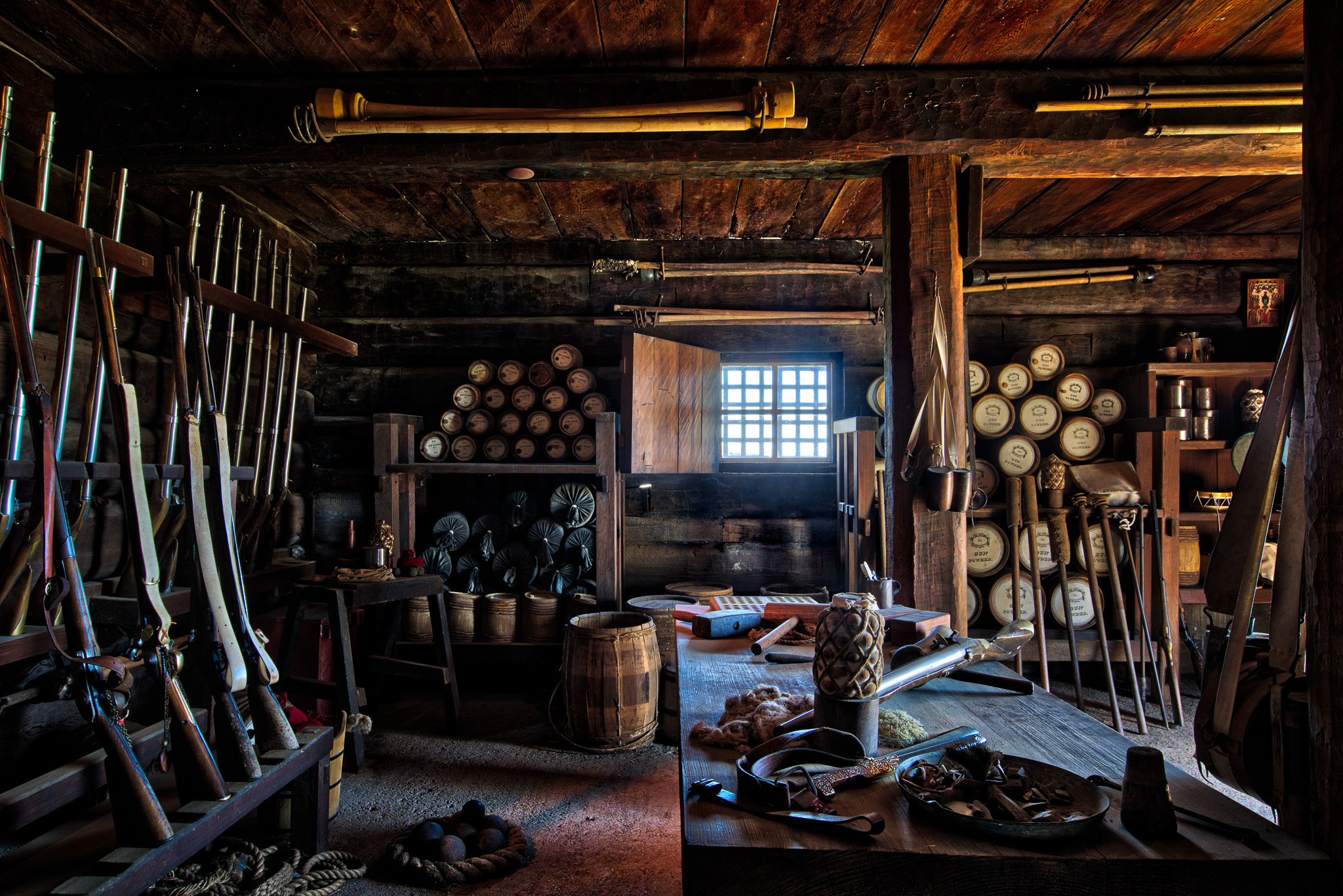 Fort Ross Armory