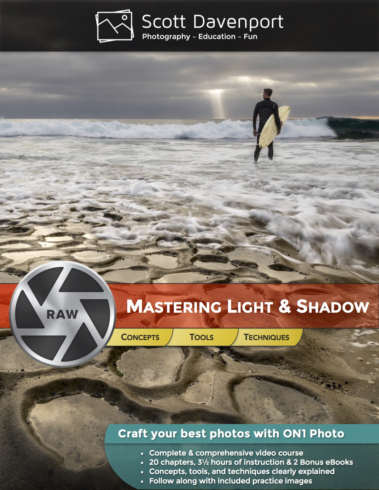 Coming In September 2017  Become a Master of Light & Shadow in ON1 Photo