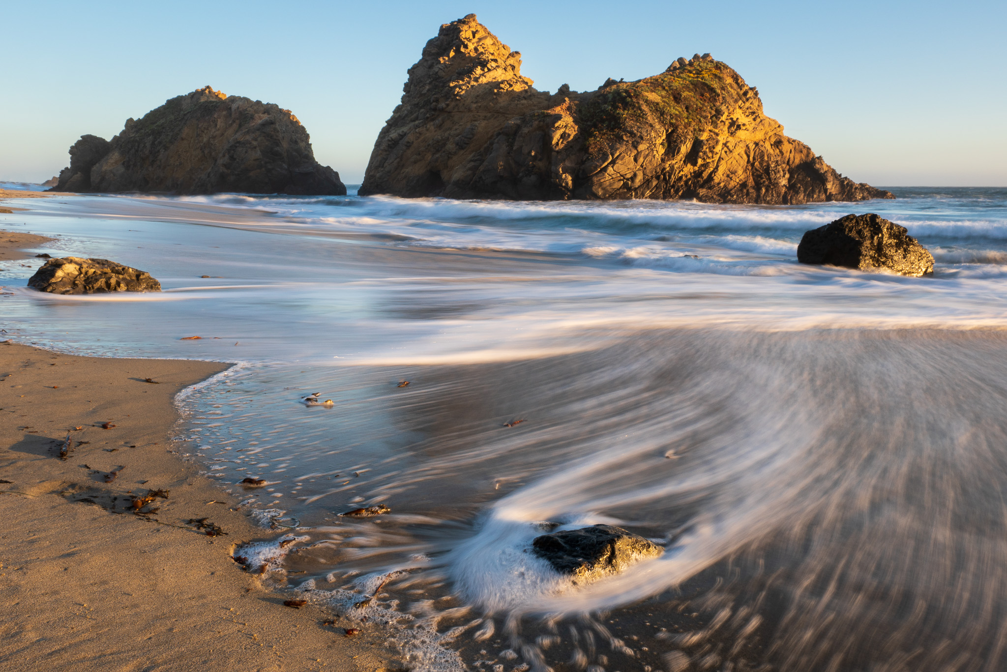 The Iconic Pfeiffer Beach