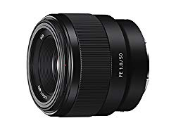 Sony 50mm F/1.8 ( Amazon )