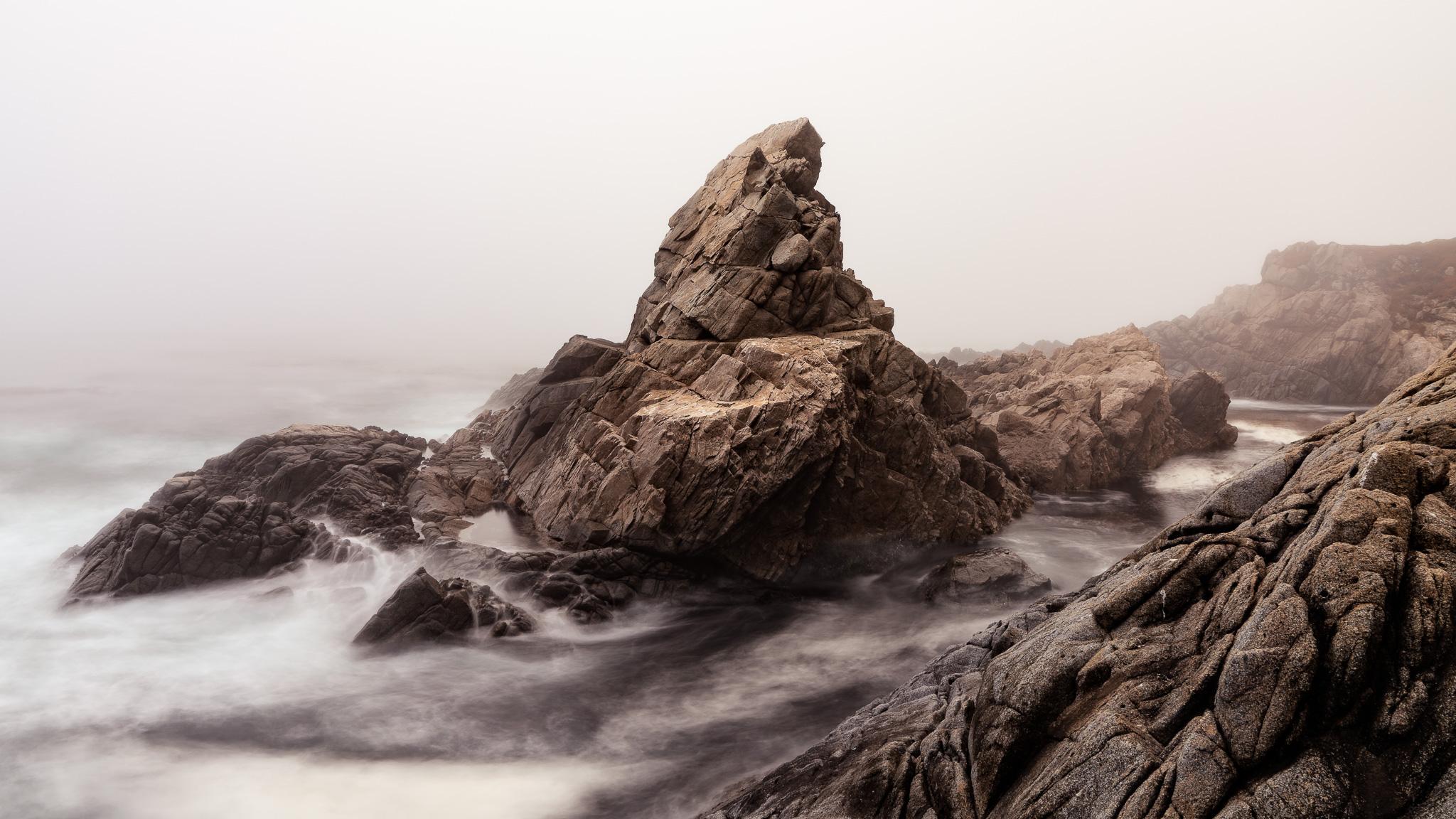 Matterhorn Rock, Big Sur