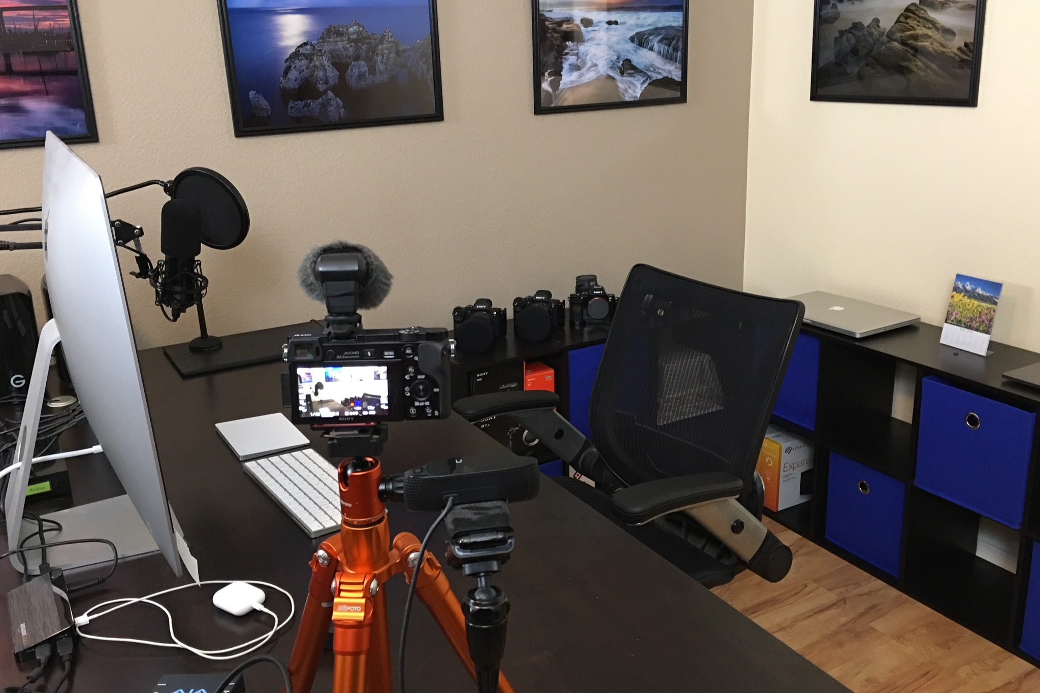Vlog: My Sony A6000 Is My Webcam Now — Scott Davenport Photography