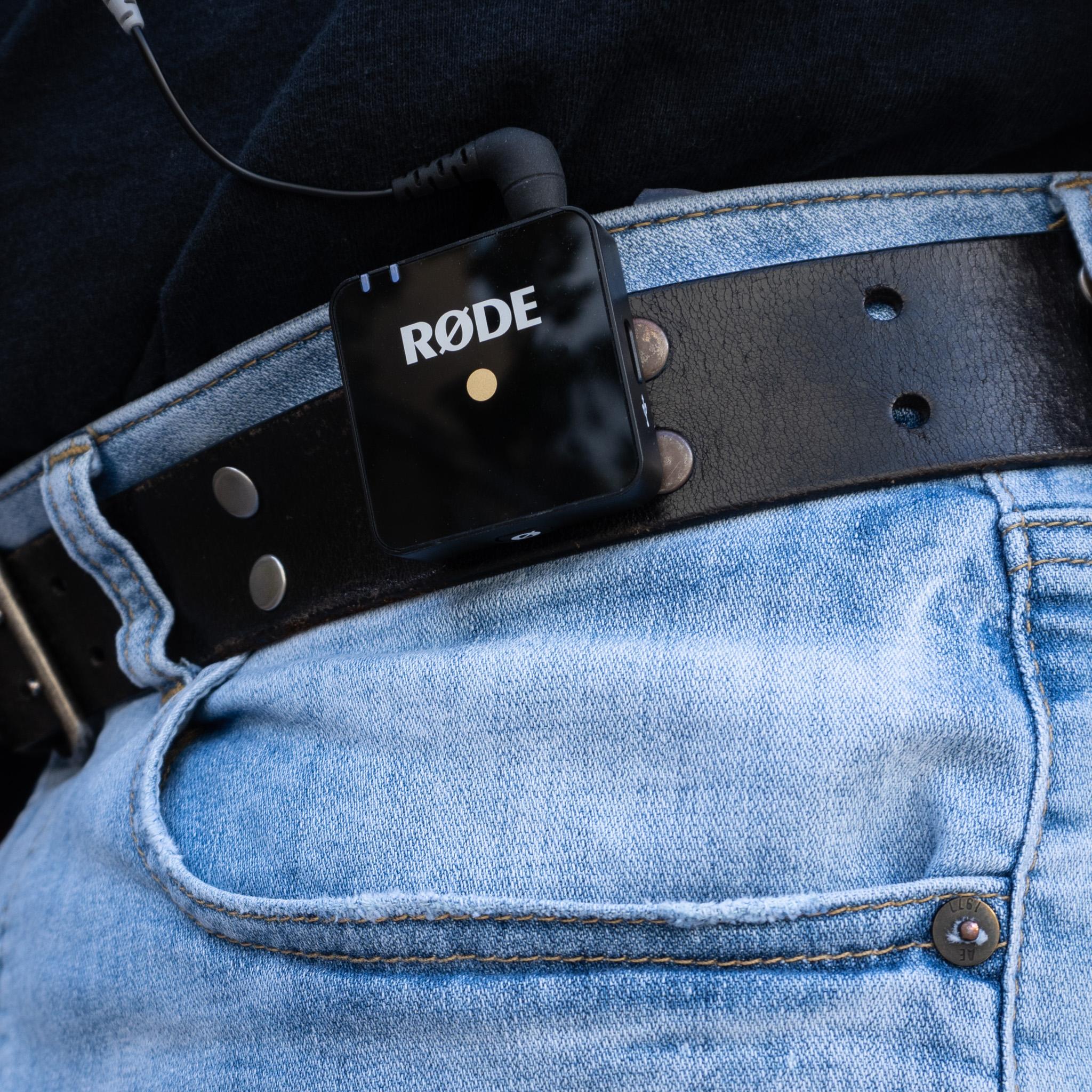 Rode Wireless Go Transmitter Clip 3