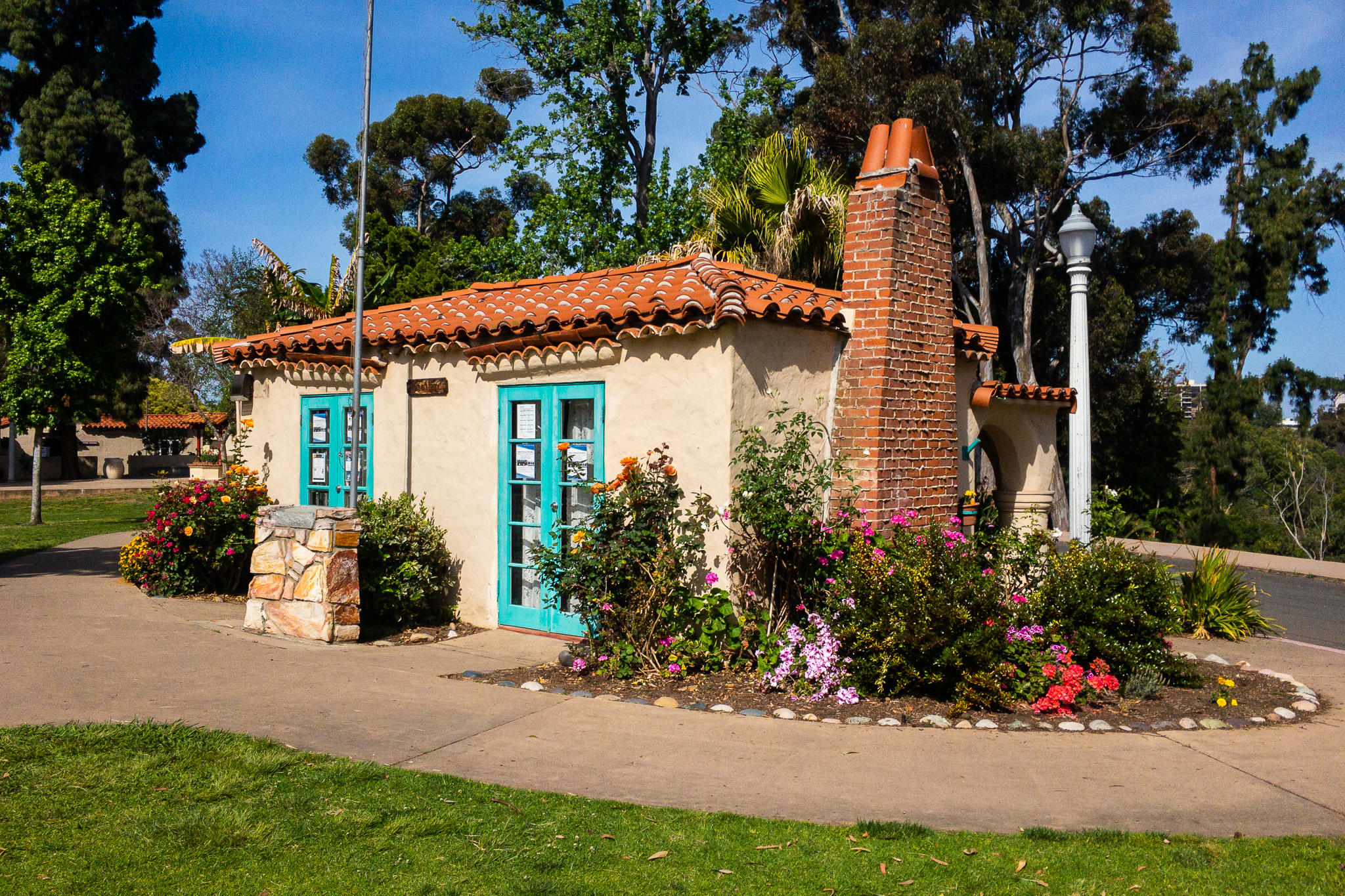 International Houses Balboa Park