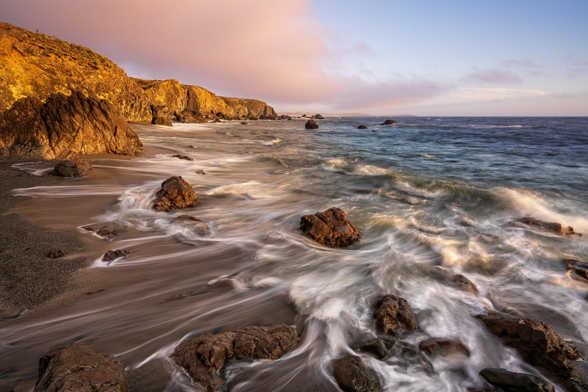 Marshall Gulch, Bodega Bay, California