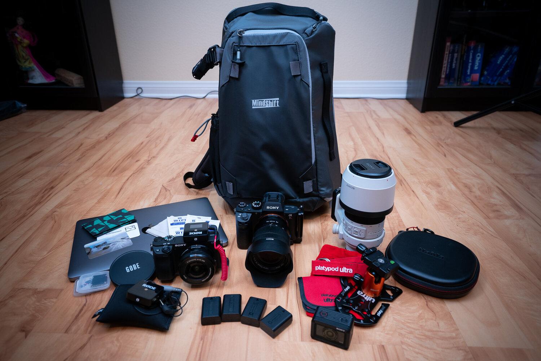 ThinkTank PhotoCross 13 Backpack, Unloaded