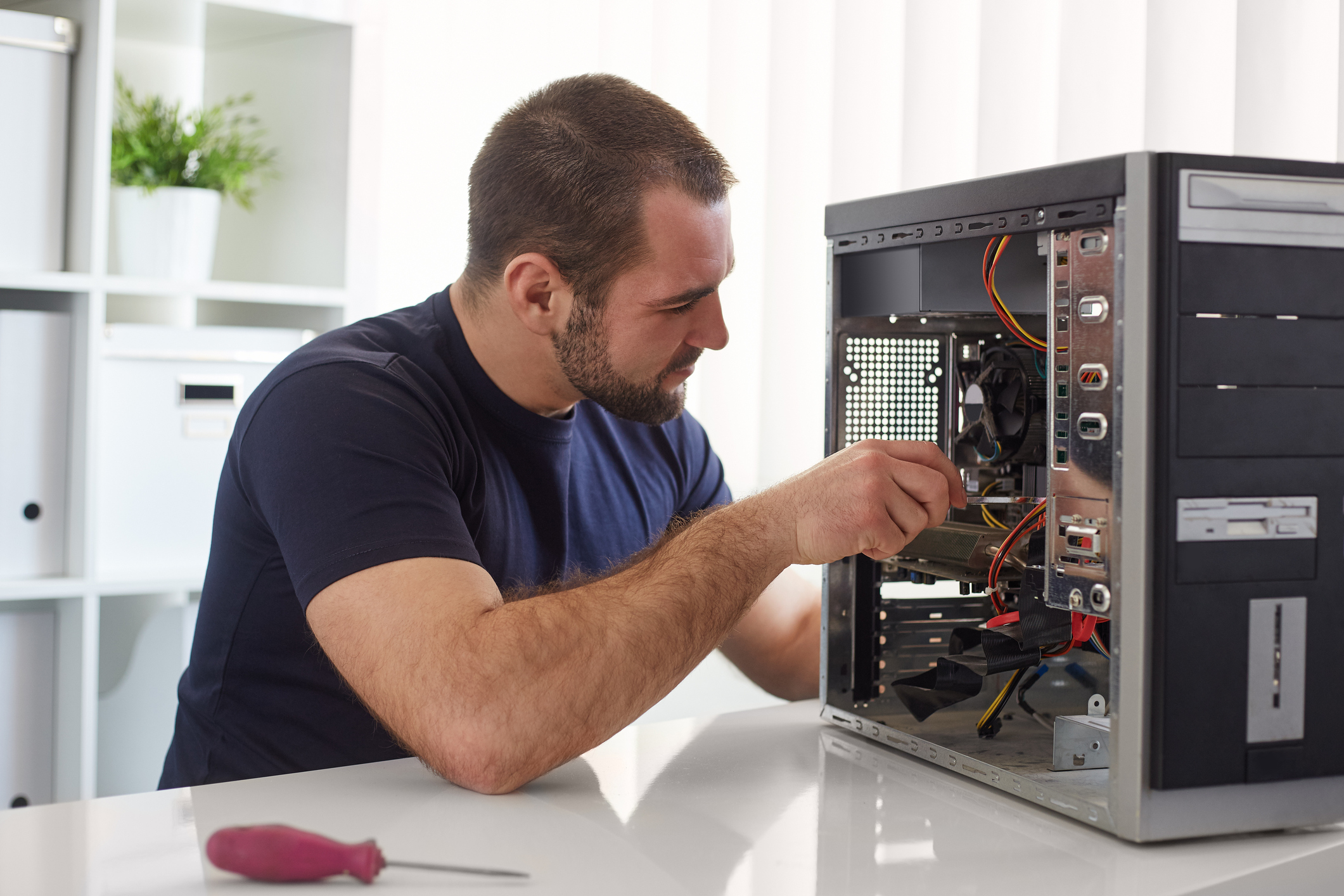 Solutions for all pc problems. -