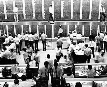 Chalkies at the Australian Stock Exchange