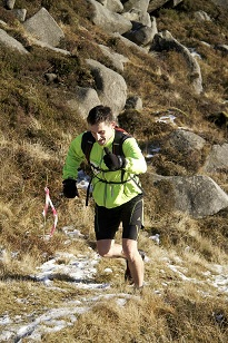 With mountains within 40 minutes of Belfast, there are lots of new challenges for Belfast Runners (pic of Colm McGarry)