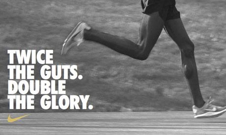 Nike Ad for Mo Farah