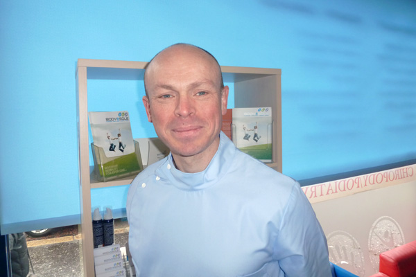 Body & Sole NI   Body & Sole NI is based East Belfast and led by Thomas Leitch (Physio, pictured) and Duncan Burnside (Podiatry)   A:  130 Holywood Road, Belfast, BT4 1NY   E:  bodyandsoleni@gmail.com    T: 028 9022 5707   W:  www.bodyandsoleni.com    Twitter: @t_leitch   Additional Information: Their ethos is maximum mobility for everyone, keeping clients mobile and pain free. Proud of their customer care and satisfaction rates. Open Mon-Fri,late Wed &Thurs
