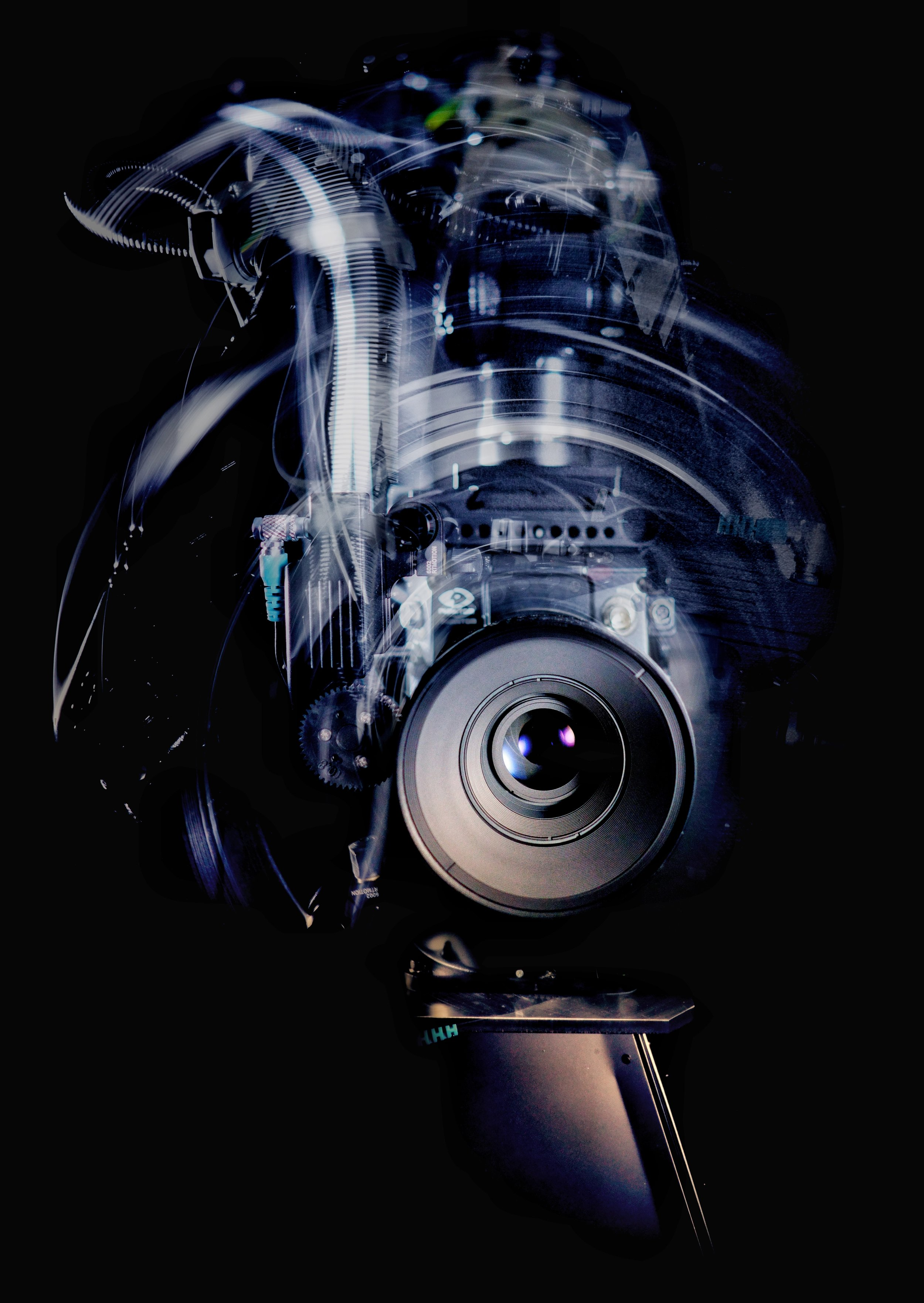 CR10 Camera Robot by High Speed Films