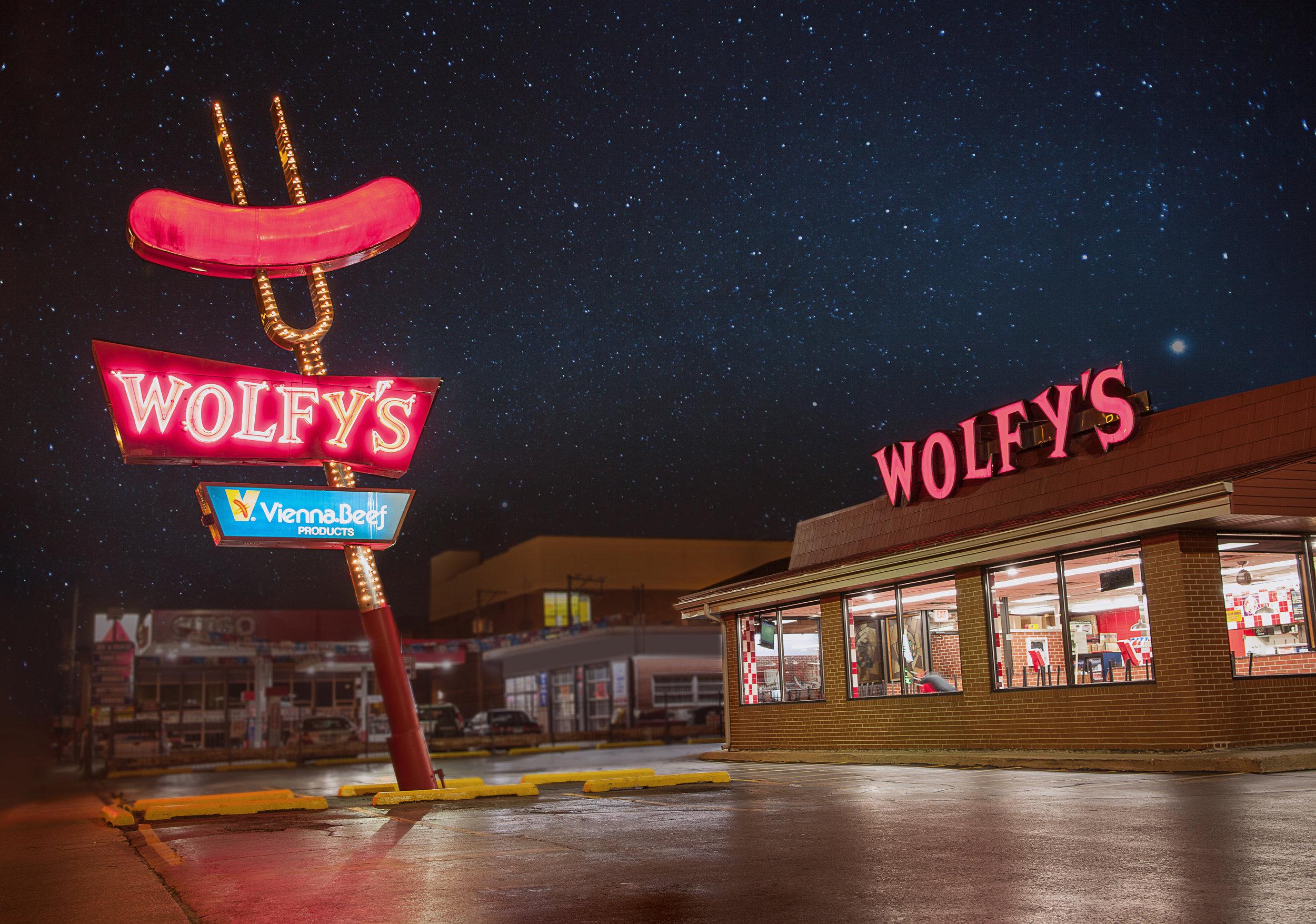 Wolfys-hot-dogs