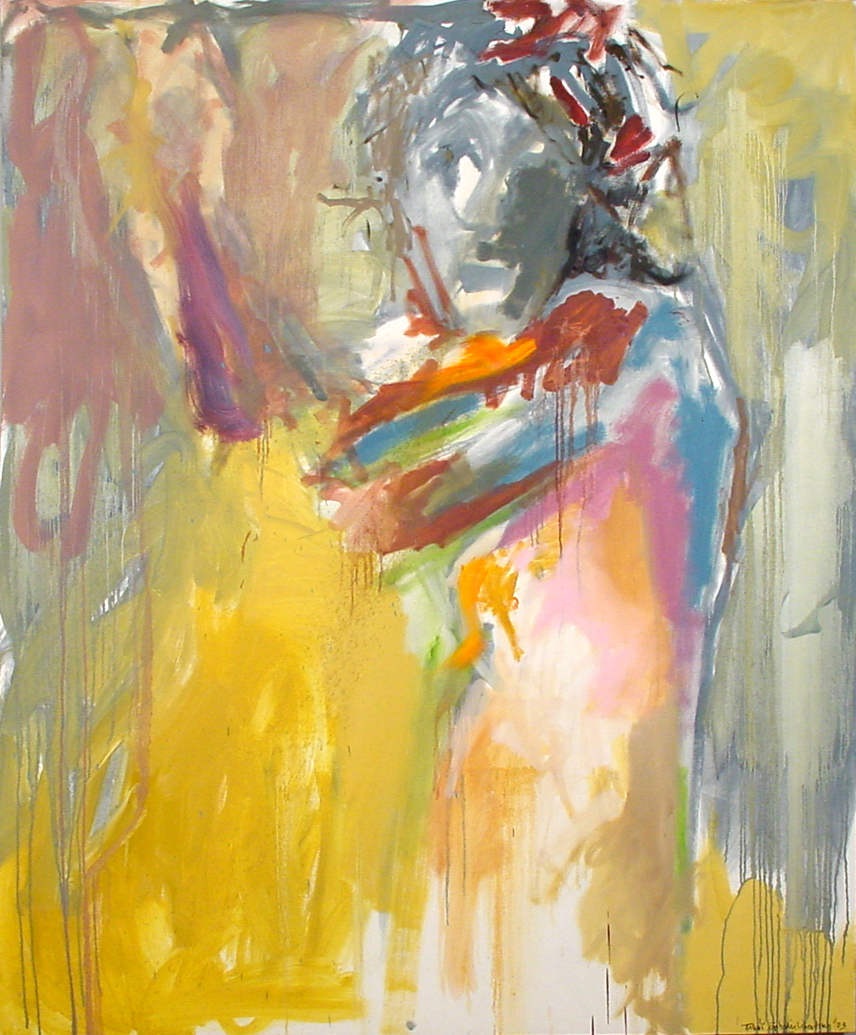 Alexander / 2012 / Private Collection Oil on canvas