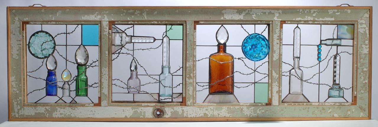 Tetraptych Bottles