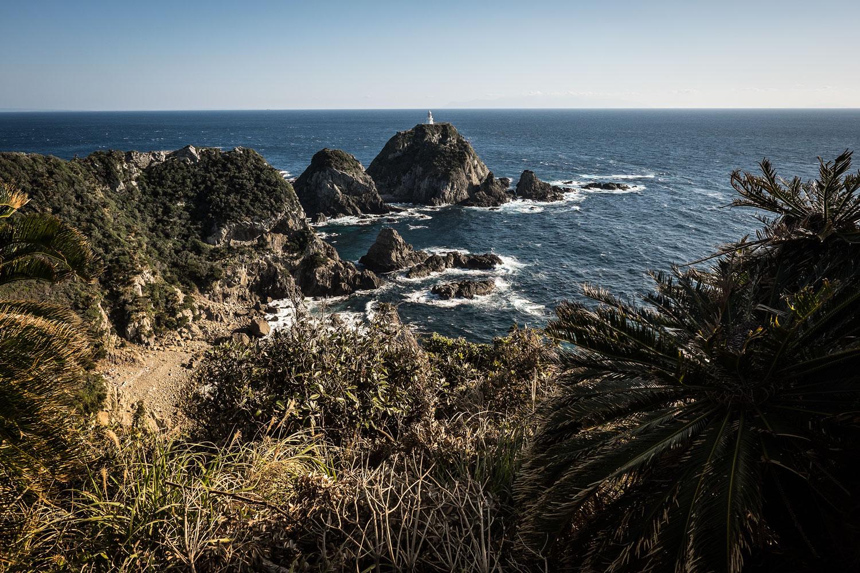 Il faro di Cape Sata