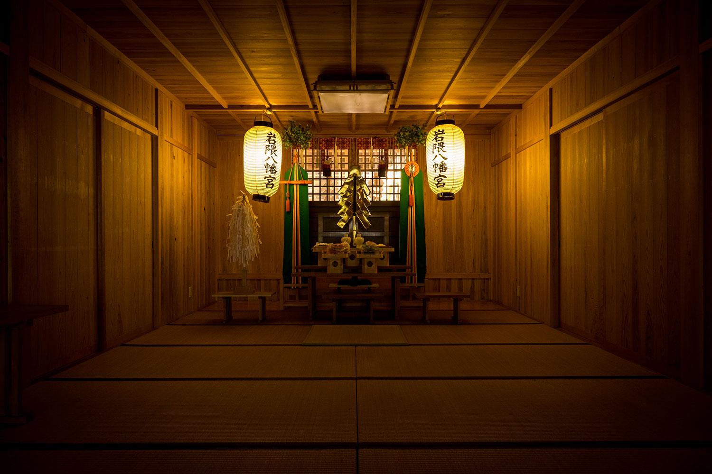 Se vi foste mai chiesti cosa c'è dentro ai templi giapponesi, ora lo sapete.