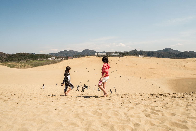 Il deserto di Tottori