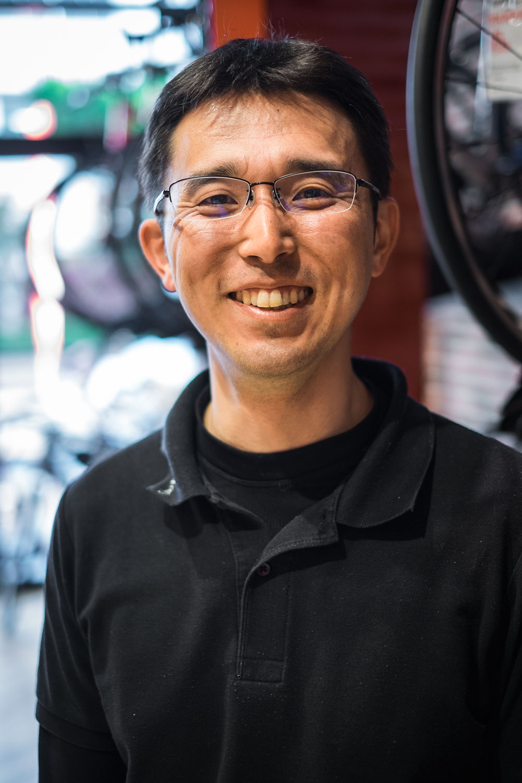 Masatomo-san