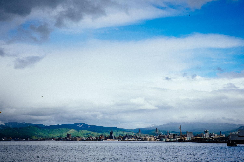 Aomori dal terminale dei traghetti