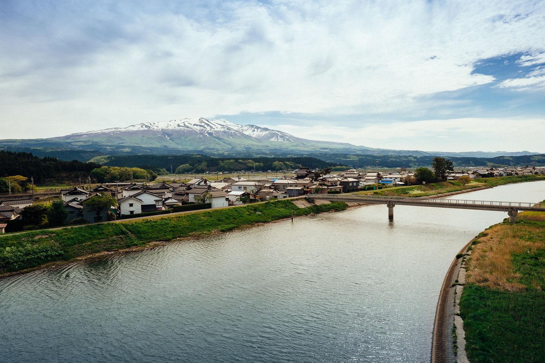 Mount Shirakami in all its beauty