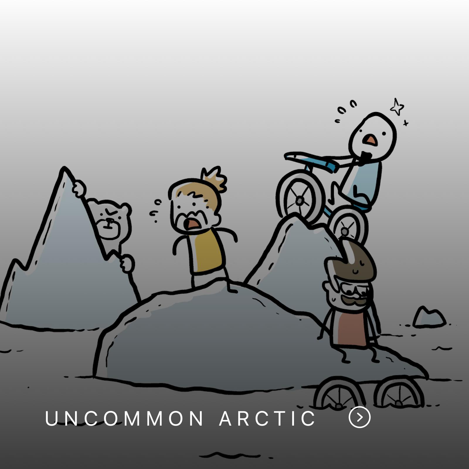 unCOMMON:Arctic - 2017