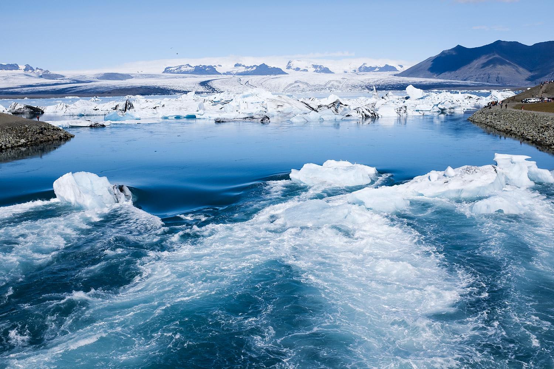 La corrente contro il ghiaccio